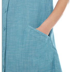 The North Face Sky Valley Robe Femme, storm blue chambray